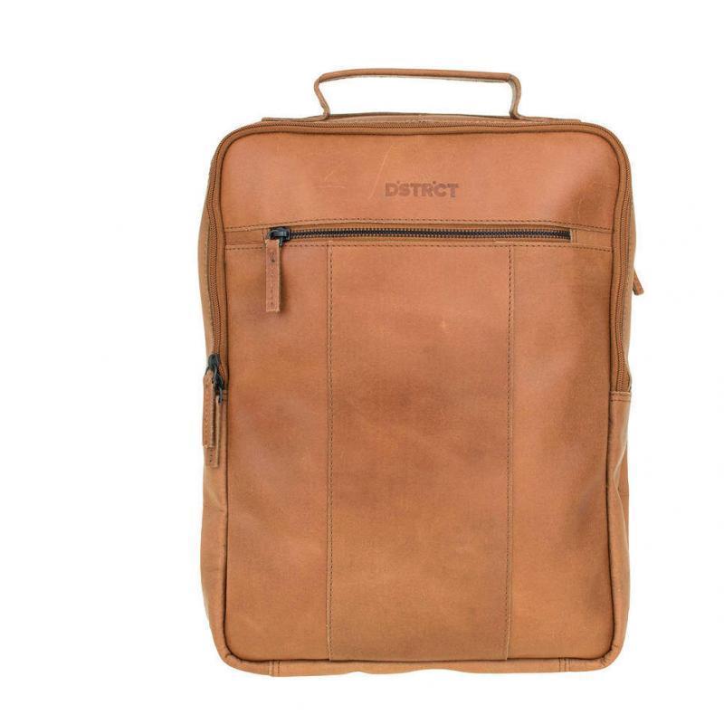 dstrct-riverside-15-6-inch-laptoptas-rugzak-cognac-7433637252208