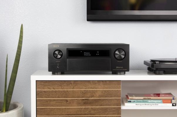 De beste AV-receiver